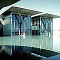 Modern Art Museum, Texas, Architect Ando